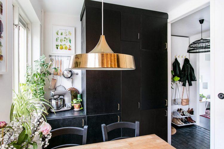 đèn thả trần phòng bếp