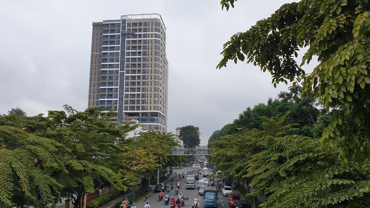 tiến độ xây dựng chung cư park legend hoàng văn thụ