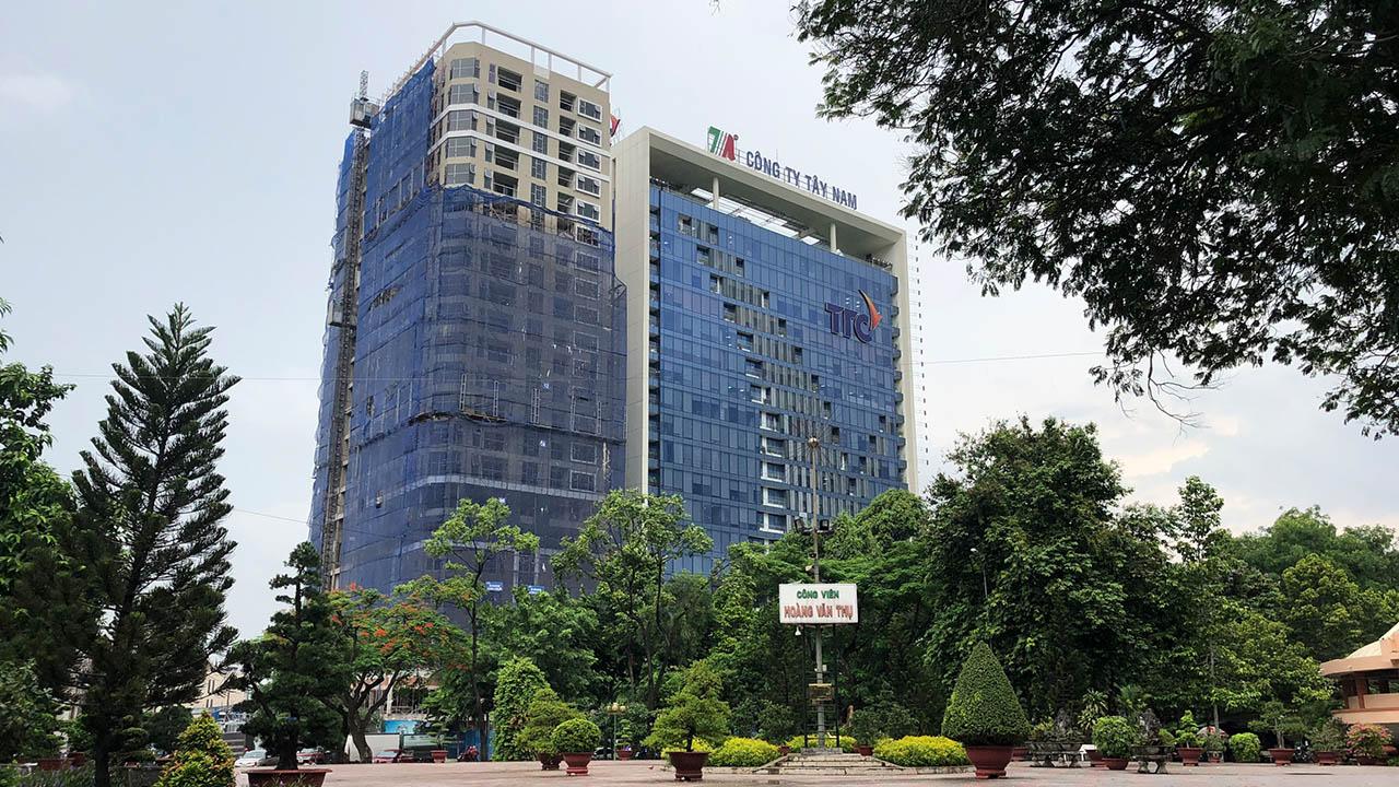 tiến độ xây dựng căn hộ park legend hoàng văn thụ quận tân bình