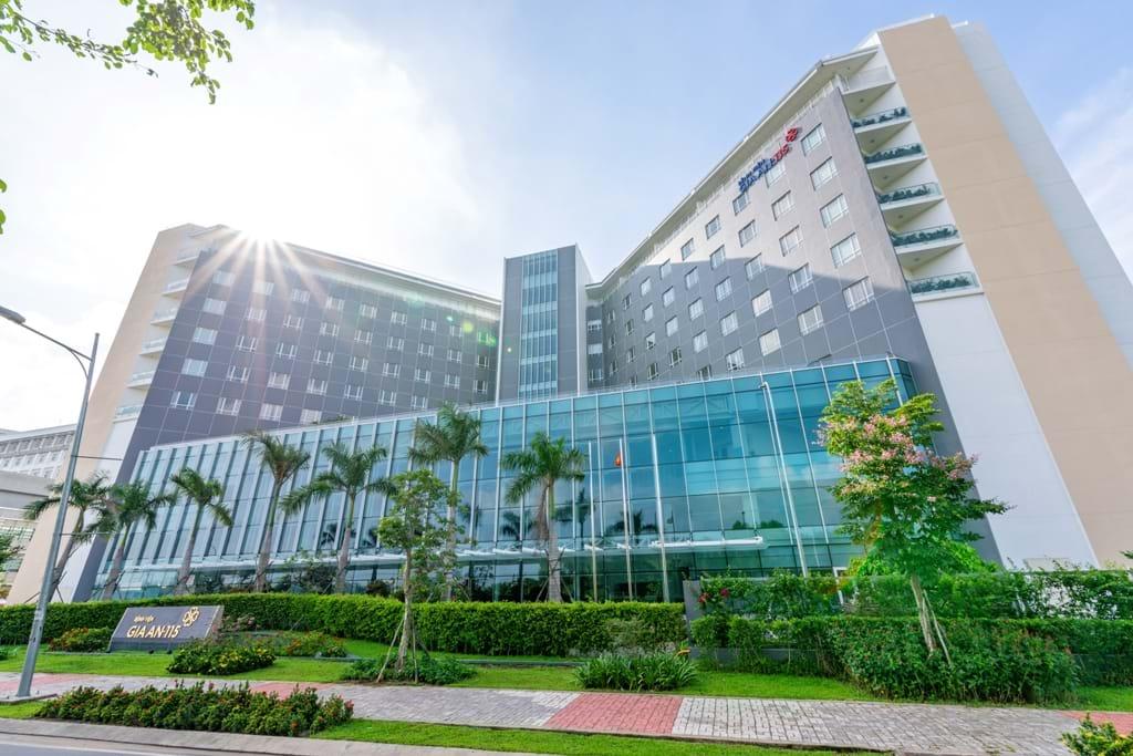 Bệnh viện Quốc tế Gia An 115