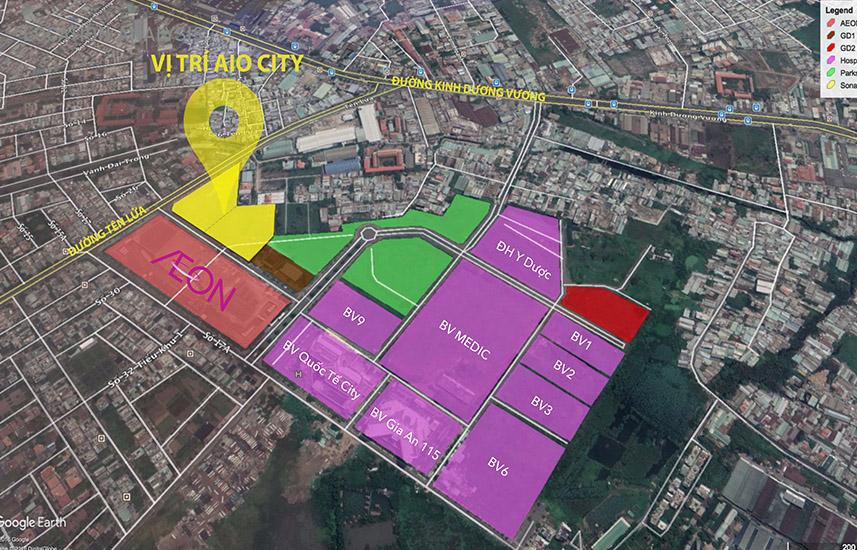 Aio City ưu đãi hấp dẫn dịp khai trương nhà mẫu