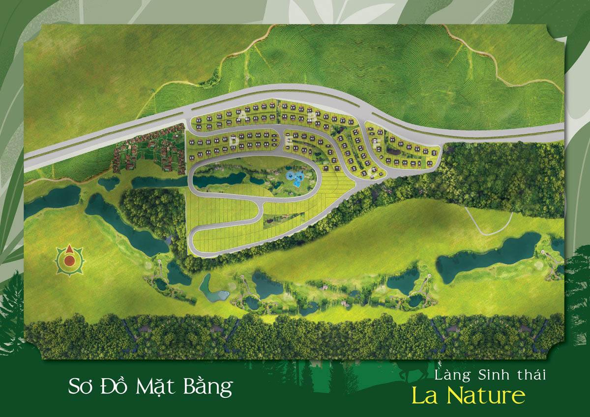 Đất Nền La Nature Bảo Lộc.