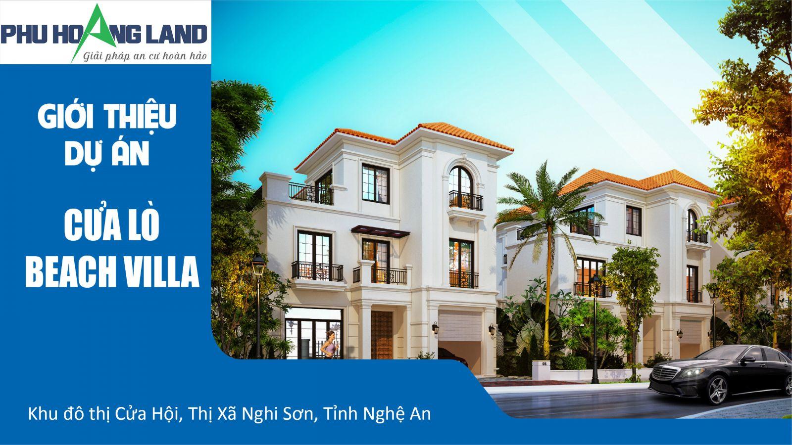 Second home theo phong cách nhiệt đới – Beach Villa tại Cửa Lò Nghệ An