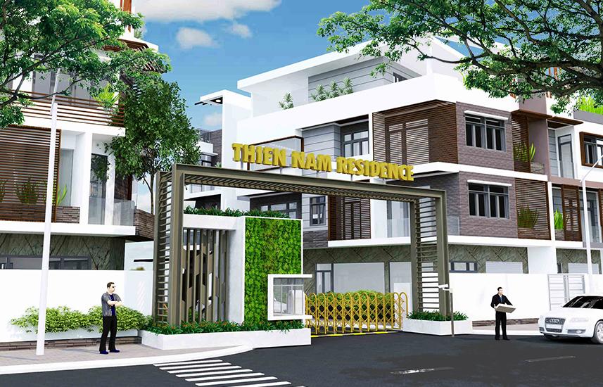 Thiên Nam Residence Quận 12