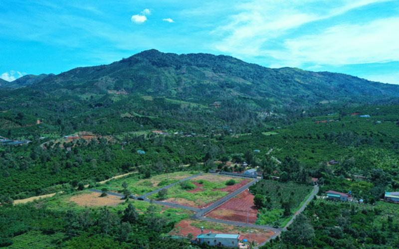 Giá đất còn mềm và nhiều dư địa phát triển, Bảo Lộc thu hút lượng lớn nhà đầu tư trên khắp cả nước.