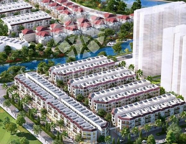 Biệt thự, nhà phố Senturia Nguyễn Văn Linh