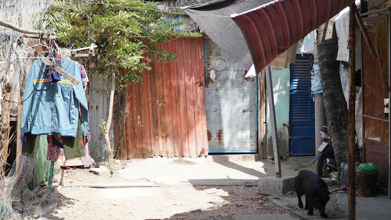 Tiến độ xây dựng dự án Senturia Nam Sài Gòn CĐT Tiến Phước.
