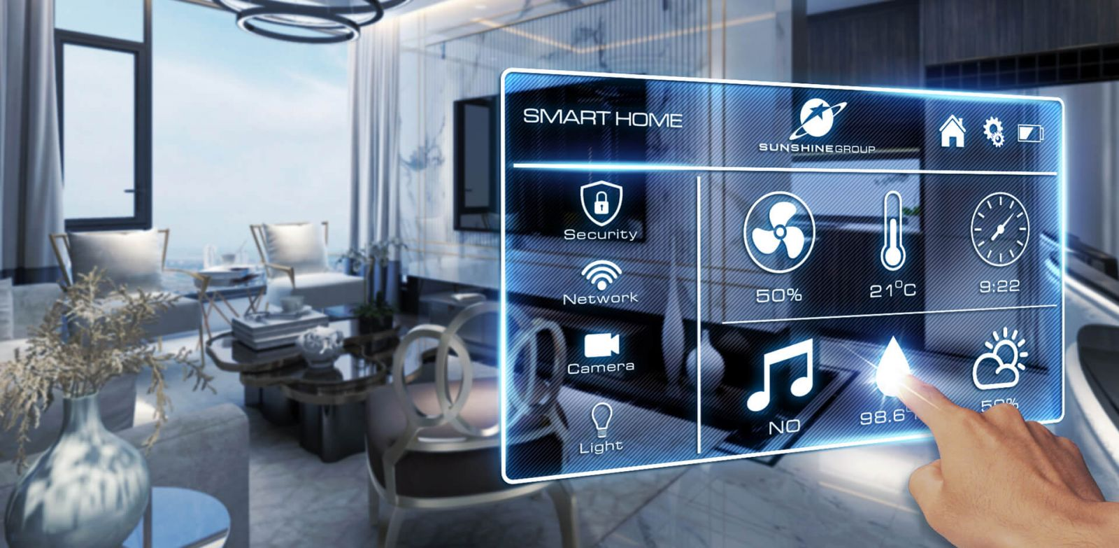 Tiện ích công nghệ 4.0 của căn hộ Sunshine City Sài Gòn