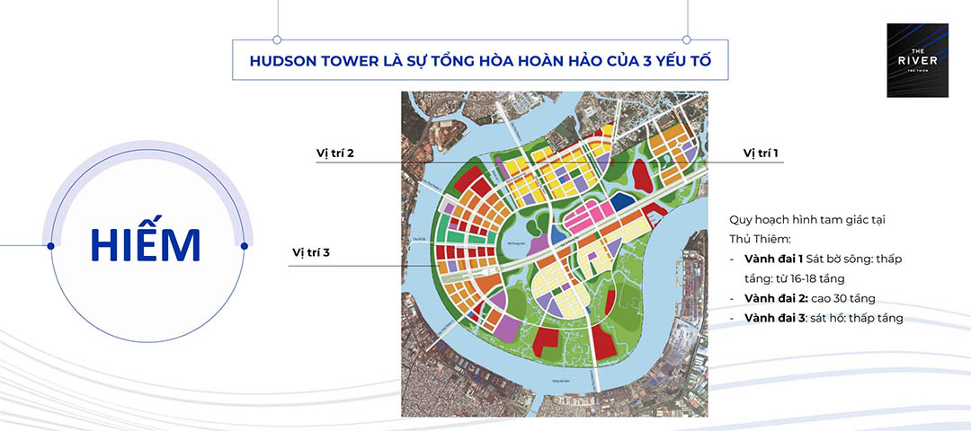 The River Thu Thiem - Tìm hiểu Tất Tần Tật chính sách mở bán tháp Hudson