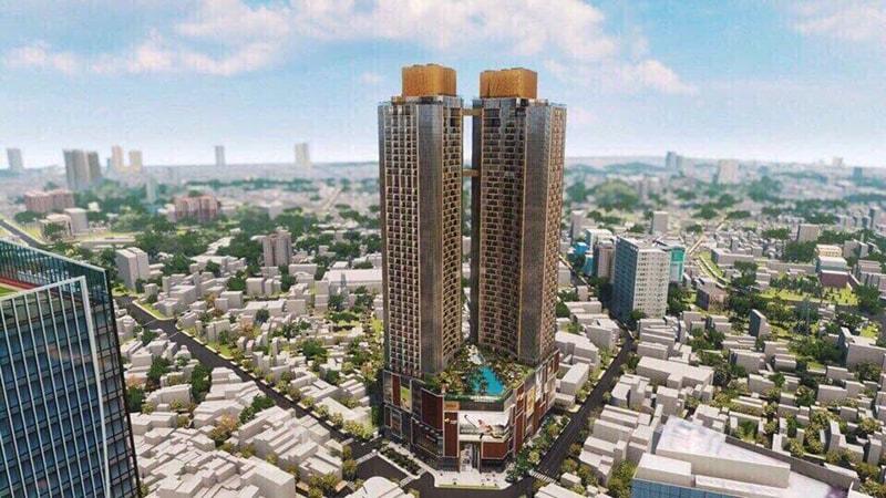 Dự án Alpha Hill – tòa tháp đôi đẳng cấp biểu tượng giữa trung tâm Sài Gòn
