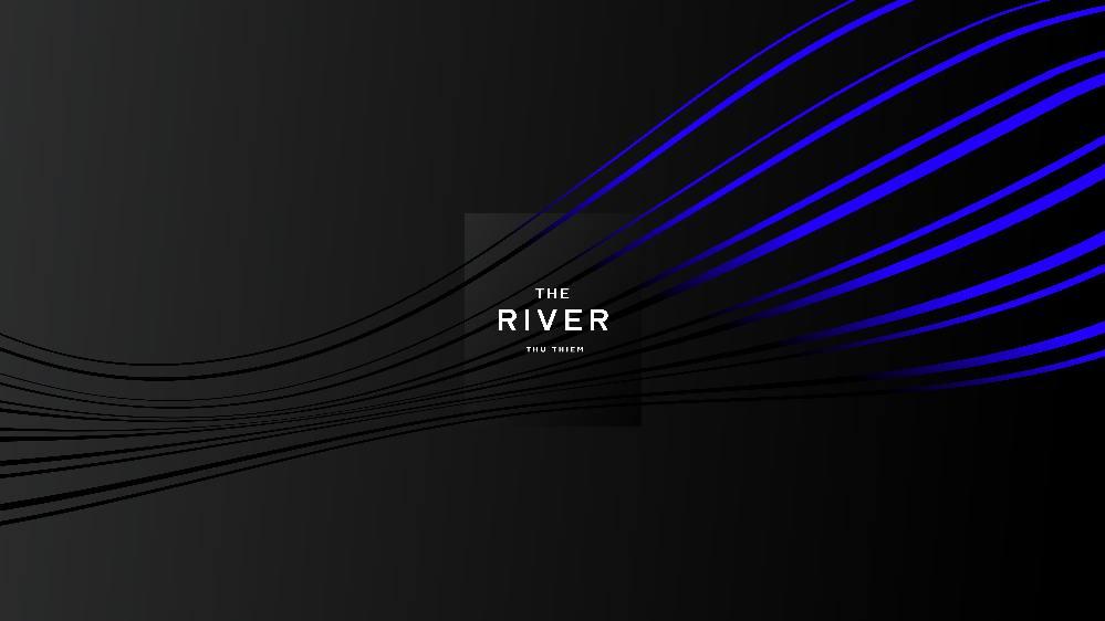 logo dự án the river thu thiem