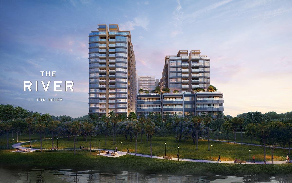The River Thủ Thiêm – Điểm sáng mới của phân khúc căn hộ hạng sang tại Quận 2