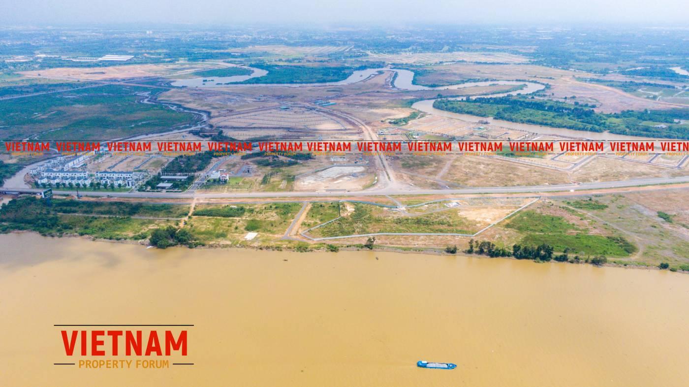 Toàn Cảnh Tiến Độ Xây Dựng Dự Án Aqua City Đồng Nai của Tập Doàn Novaland