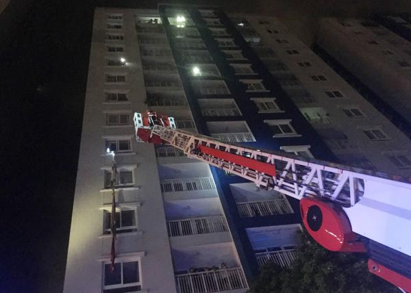 Thị trường căn hộ chững lại sau vụ cháy chung cư carina plaza