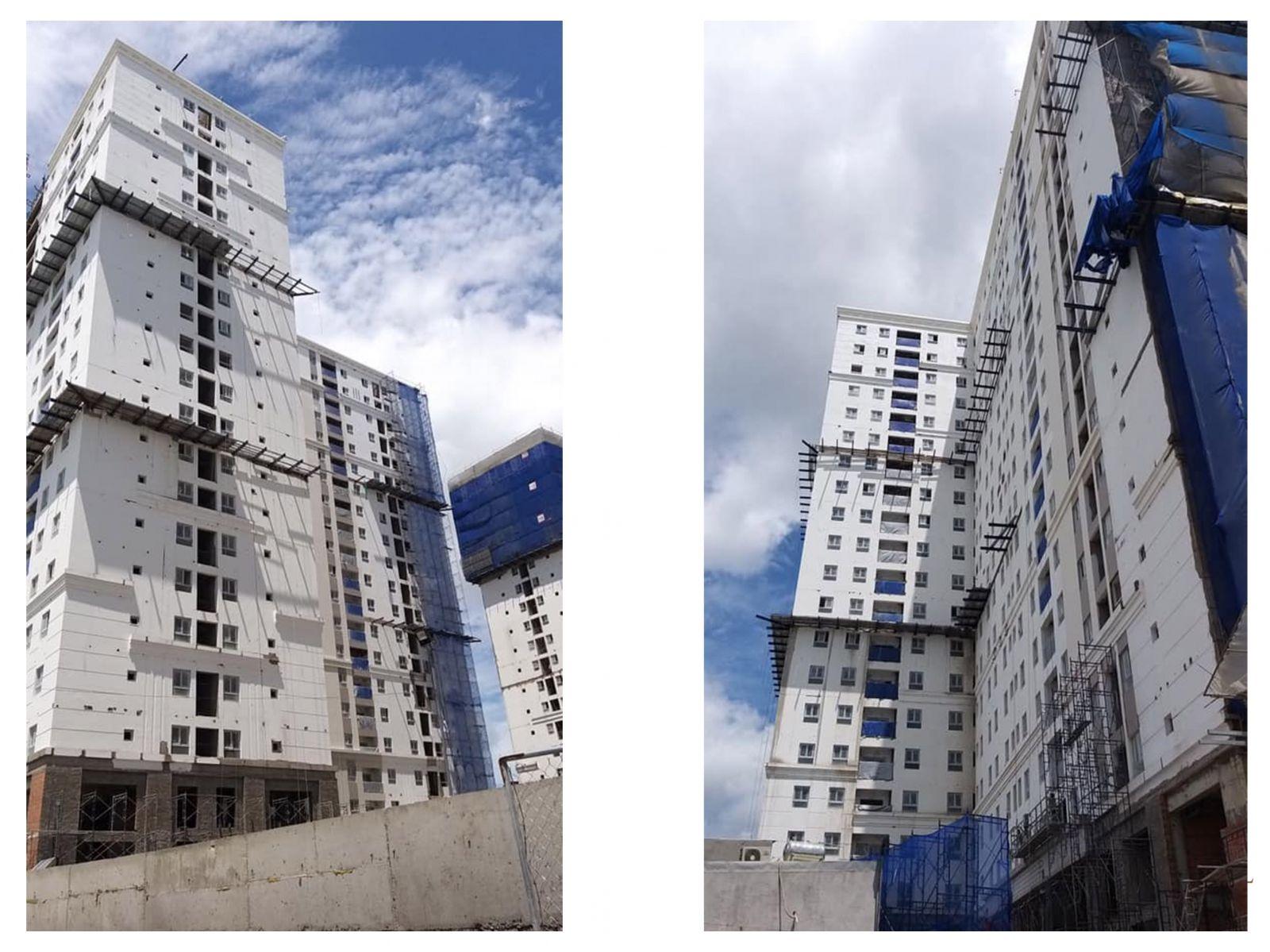 tiến độ xây dựng căn hộ imperial place tháng 9 năm 2019