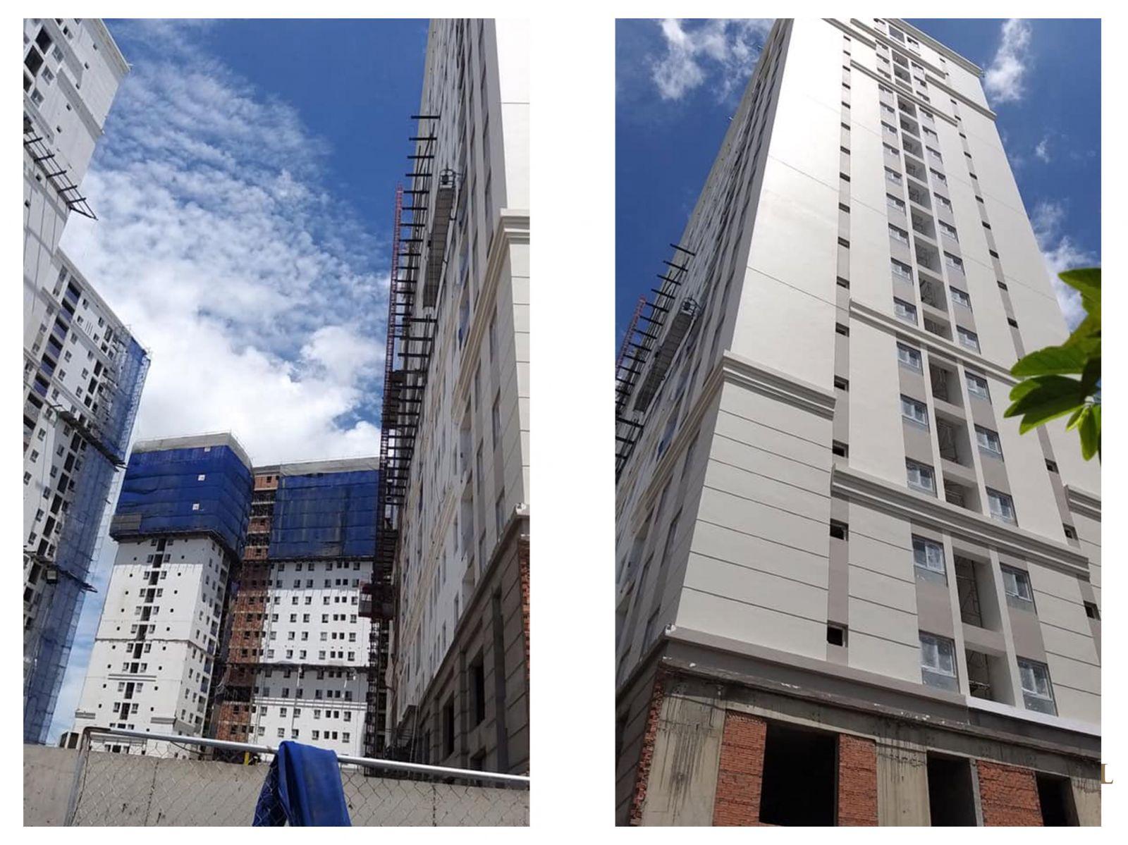 tiến độ xây dựng chung cư imperial place bình tân