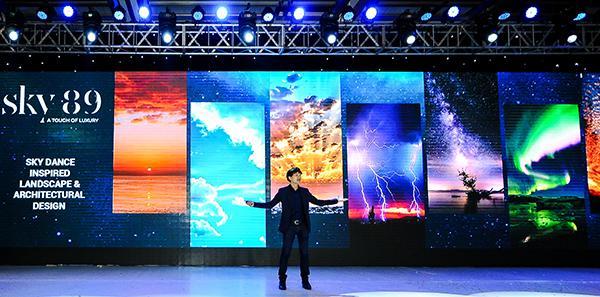 Anh Phạm Việt Bách chia sẻ về những điểm nổi bật của dự án Sky89