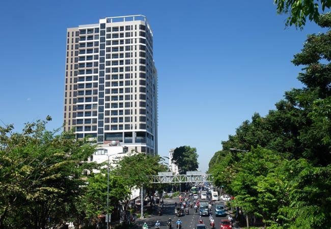 Chủ đầu tư Tân Binh ICC mở bán chung cư hoàn thiện Park Lengend