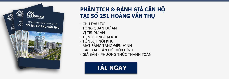 TƯ VẤN CĂN HỘ 251 HOÀNG VĂN THỤ
