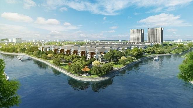 Saigon Mystery Villas - dự án cao cấp với 2 mặt giáp sông