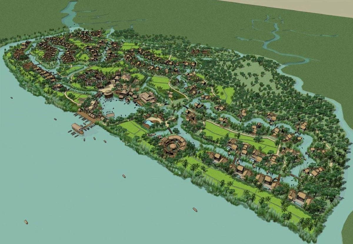 dự án Six Senses Sài Gòn River