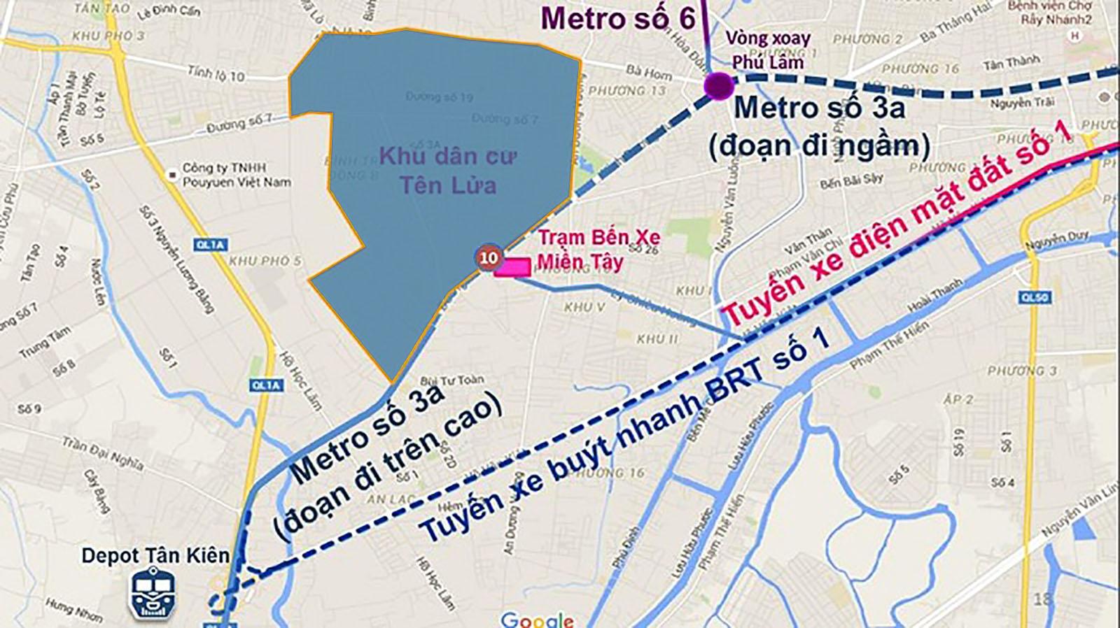 Bất Động Sản Khu Tên Lửa Quận Bình Tân.