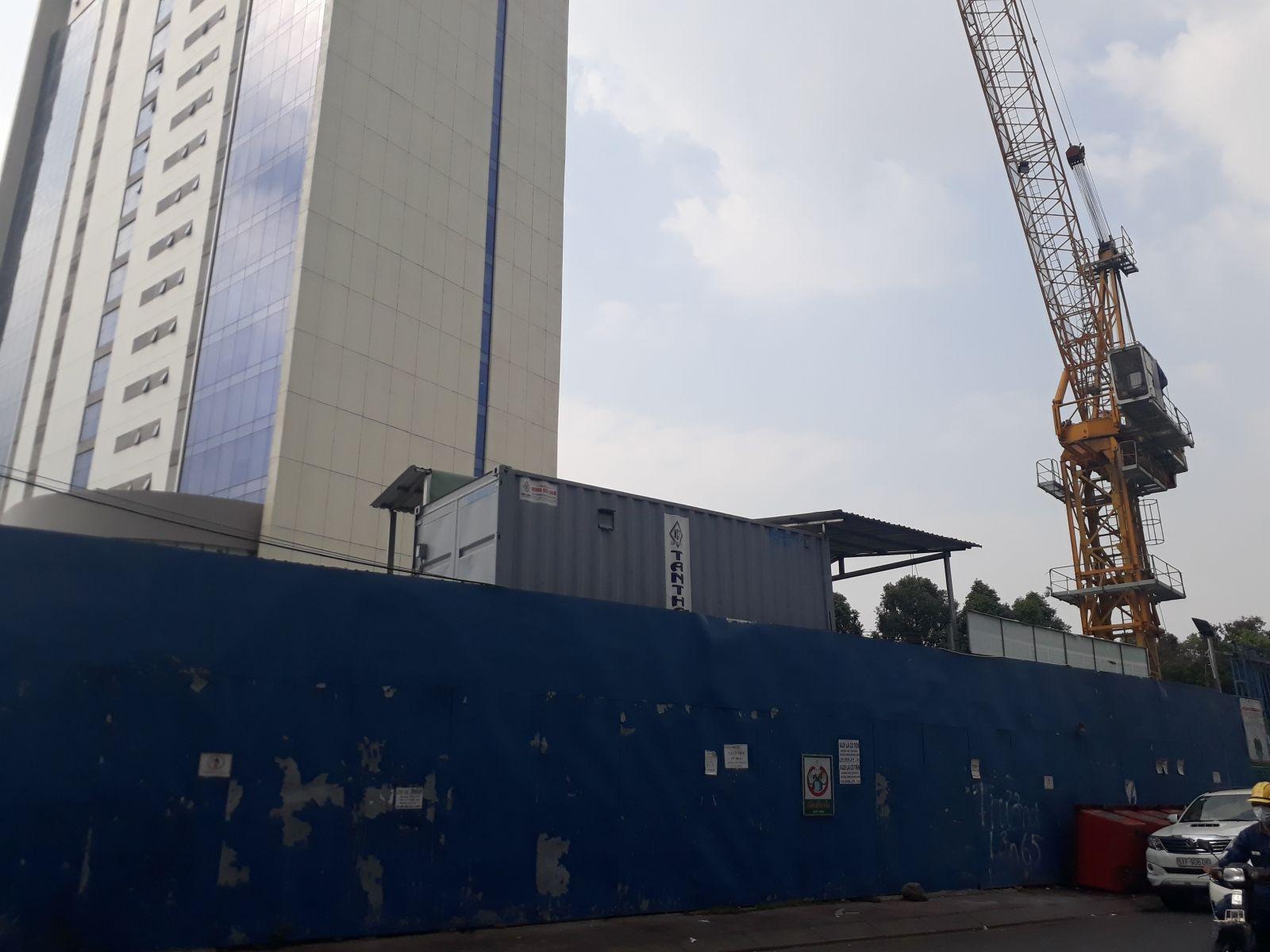 tiến độ xây dựng căn hộ 251 hoàng văn thụ quận tân bình