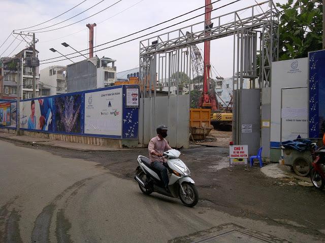 tiến độ xây dựng căn hộ ventosa tân thành quận 5