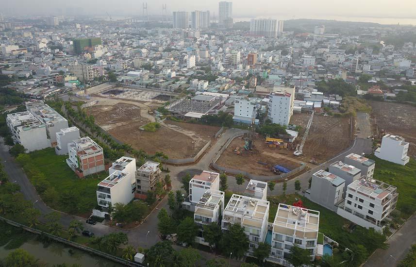 View nhìn về Huỳnh Tân Phát
