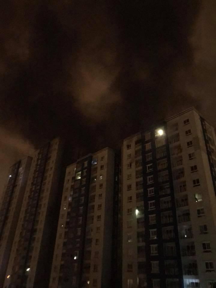TP.HCM: Cháy chung cư cao cấp, 13 người chết - 6